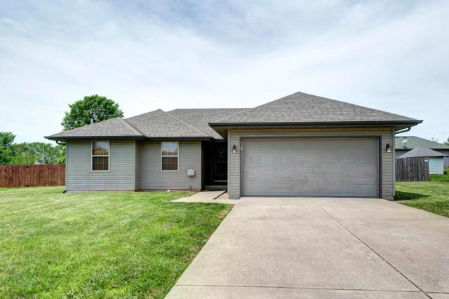 105 Sedona Lane, Willard, MO 65781 (MLS #60137605) :: Sue Carter Real Estate Group