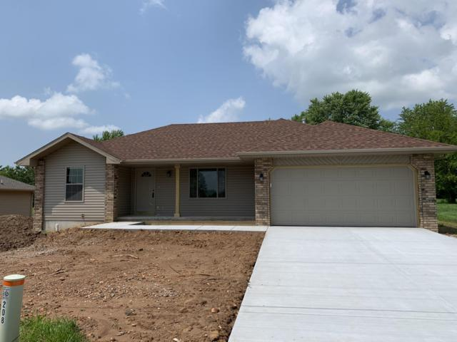 311 Hayes Avenue, Clever, MO 65631 (MLS #60137610) :: Sue Carter Real Estate Group