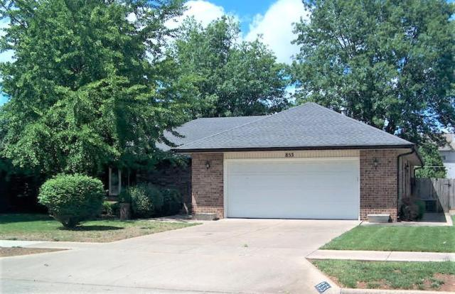 853 E Rockwood Street, Springfield, MO 65807 (MLS #60137632) :: Sue Carter Real Estate Group