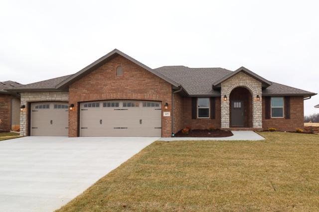 821 E Purple Martin Street Lot 121, Nixa, MO 65714 (MLS #60137995) :: Sue Carter Real Estate Group