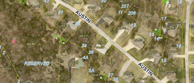 Lot 39 Austin Place, Branson West, MO 65737 (MLS #60138045) :: Weichert, REALTORS - Good Life