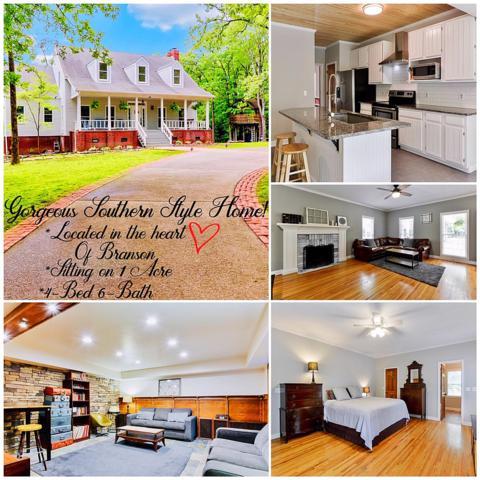 221 Bramble Lane, Branson, MO 65616 (MLS #60139497) :: Team Real Estate - Springfield