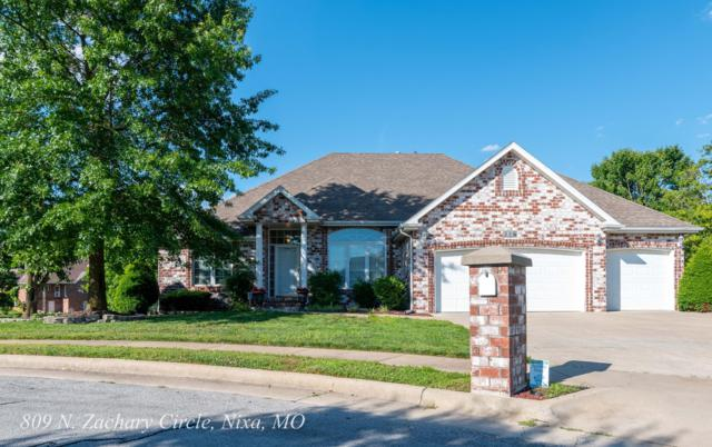 809 N Zachary Circle, Nixa, MO 65714 (MLS #60139504) :: Weichert, REALTORS - Good Life