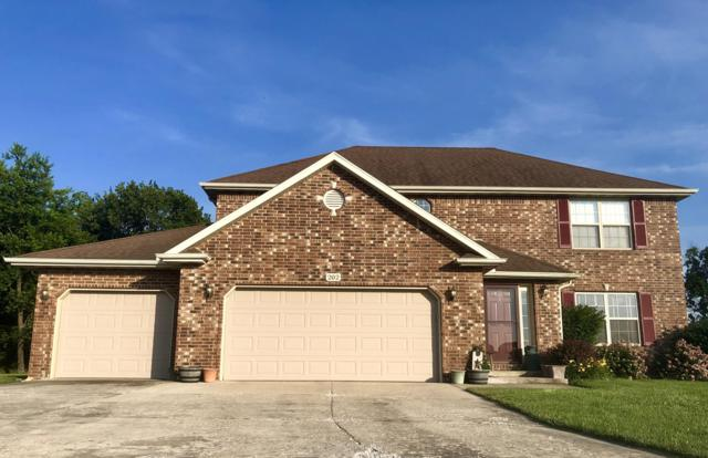 202 Payton Street, Monett, MO 65708 (MLS #60139573) :: Sue Carter Real Estate Group
