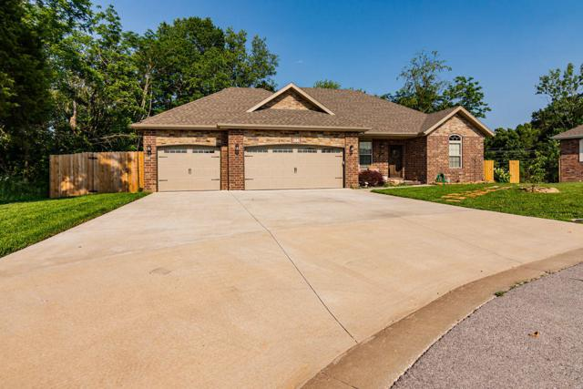 822 S Trail Point Court, Nixa, MO 65714 (MLS #60139587) :: Sue Carter Real Estate Group