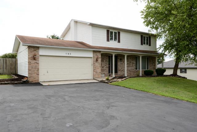 506 N 39th Street, Nixa, MO 65714 (MLS #60139890) :: Sue Carter Real Estate Group