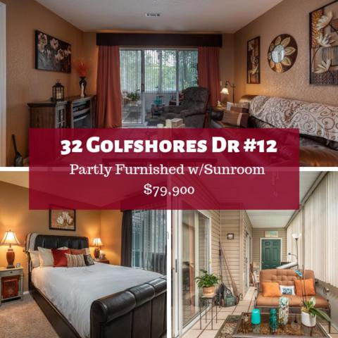 32 Golfshores Drive #12, Branson, MO 65616 (MLS #60139892) :: Sue Carter Real Estate Group