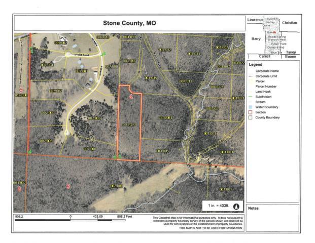Tbd Misty Springs Road, Galena, MO 65656 (MLS #60139940) :: Team Real Estate - Springfield