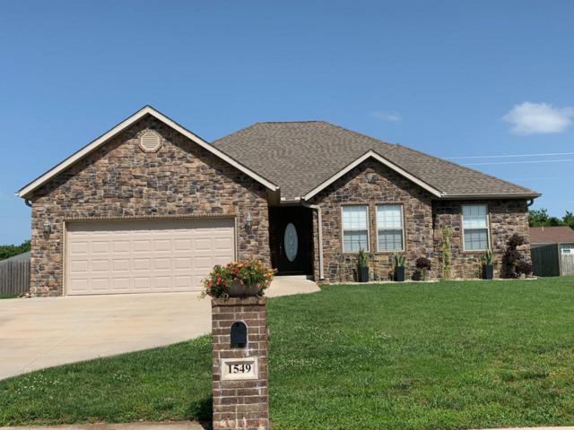 1549 Anderson Drive, Webb City, MO 64870 (MLS #60140846) :: Sue Carter Real Estate Group