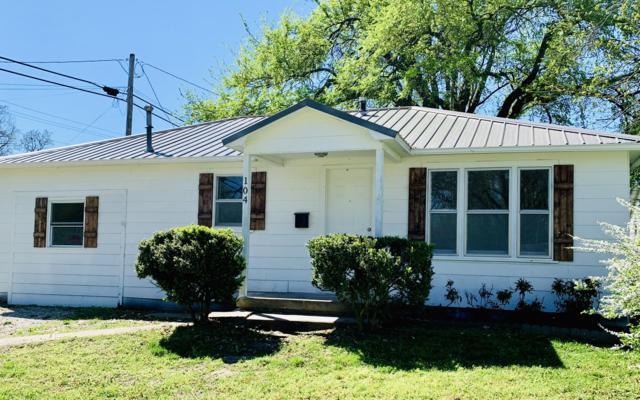 104 E Martin Street, El Dorado Springs, MO 64744 (MLS #60140943) :: Sue Carter Real Estate Group