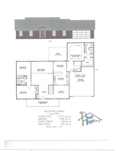 Tbd Bethany Lot 227 Lane, Branson West, MO 65737 (MLS #60141483) :: Sue Carter Real Estate Group