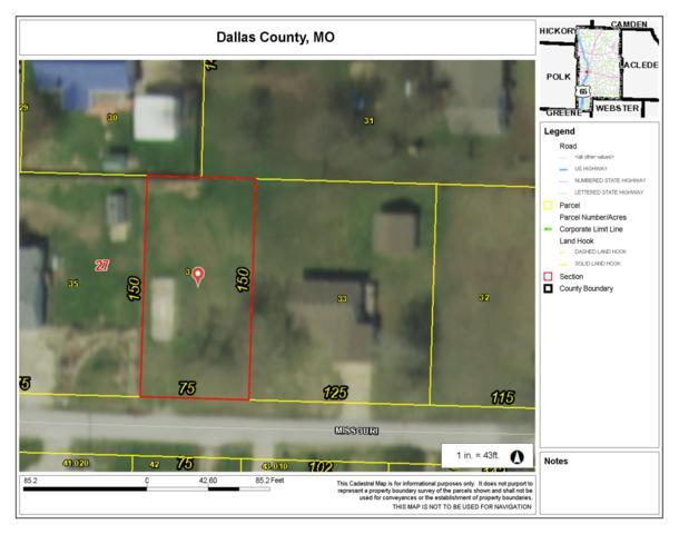 1529 W Missouri Street, Buffalo, MO 65622 (MLS #60141718) :: Sue Carter Real Estate Group