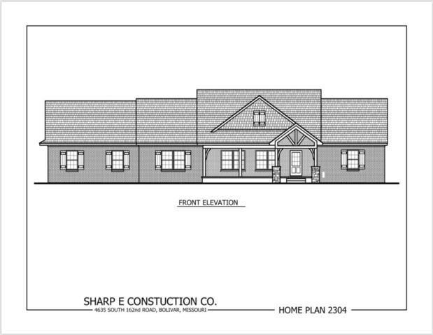 1622 E 464th Road, Bolivar, MO 65613 (MLS #60141723) :: Sue Carter Real Estate Group