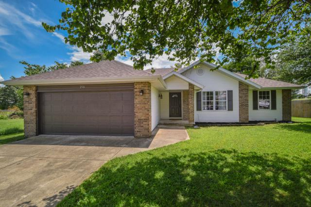 216 E Blue Jay Street, Clever, MO 65631 (MLS #60141748) :: Team Real Estate - Springfield