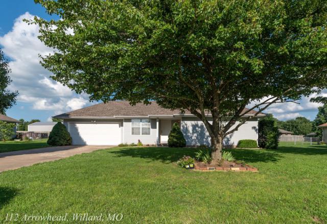 112 Arrowhead Road, Willard, MO 65781 (MLS #60141905) :: Sue Carter Real Estate Group