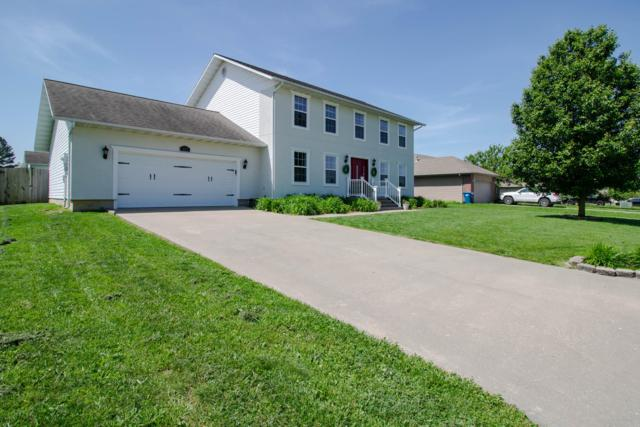 413 E Magnolia Court, Strafford, MO 65757 (MLS #60142000) :: Sue Carter Real Estate Group
