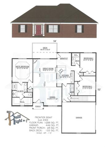Tbd Bethany (Lot 230) Lane, Branson West, MO 65737 (MLS #60142282) :: Sue Carter Real Estate Group