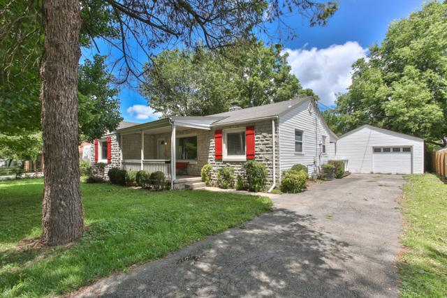 433 W Tracy Street, Springfield, MO 65807 (MLS #60142342) :: Sue Carter Real Estate Group