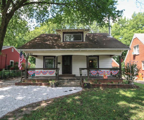 1451 S Kimbrough Avenue, Springfield, MO 65807 (MLS #60142391) :: Sue Carter Real Estate Group