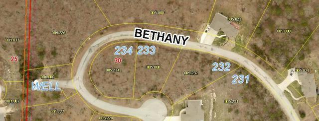 Lot 233 Bethany Lane, Branson West, MO 65737 (MLS #60142422) :: Sue Carter Real Estate Group