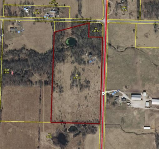 Tbd Hwy D & 365th Road, Bolivar, MO 65613 (MLS #60142465) :: Sue Carter Real Estate Group