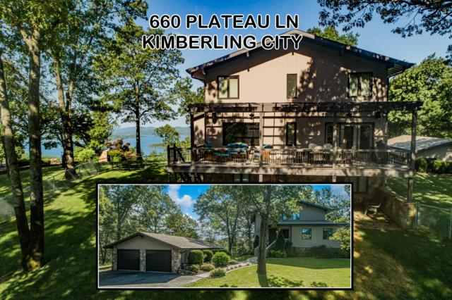 660 Plateau Lane, Kimberling City, MO 65686 (MLS #60142519) :: Weichert, REALTORS - Good Life