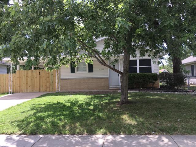 2215 N Travis Avenue, Springfield, MO 65803 (MLS #60143015) :: Team Real Estate - Springfield