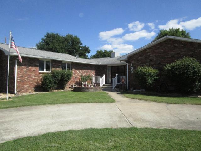 100 W Mercer Street, Jasper, MO 64755 (MLS #60143115) :: Sue Carter Real Estate Group