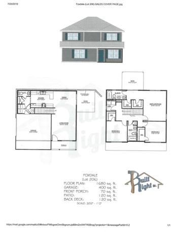 Tbd Jackson (Lot 206) Lane, Branson West, MO 65737 (MLS #60143544) :: The Real Estate Riders