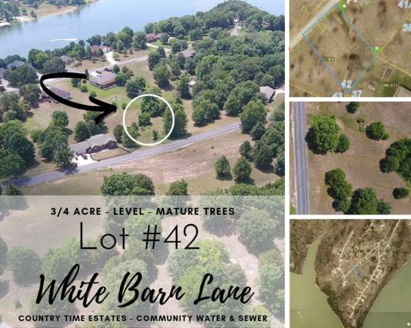 Lot 42 White Barn Lane, Cape Fair, MO 65624 (MLS #60143898) :: Sue Carter Real Estate Group