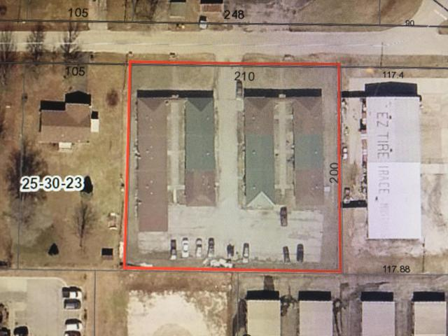 410-412 S Lester Street, Willard, MO 65781 (MLS #60144506) :: Team Real Estate - Springfield