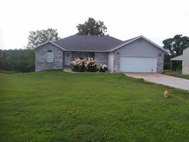 495 Bear Ridge, Highlandville, MO 65669 (MLS #60144656) :: Team Real Estate - Springfield