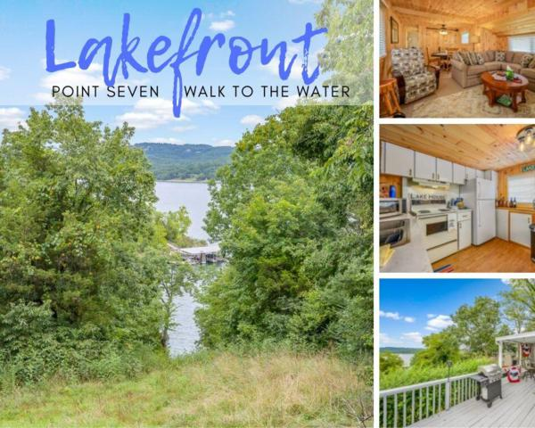 933 Point Seven Road, Kimberling City, MO 65686 (MLS #60144721) :: Massengale Group
