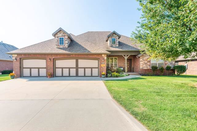 8728 Interlochen Drive, Nixa, MO 65714 (MLS #60147075) :: Weichert, REALTORS - Good Life