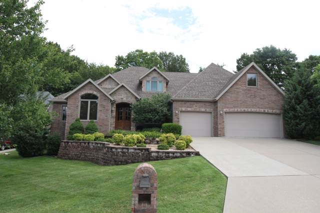 5338 S Fort Avenue, Springfield, MO 65804 (MLS #60147084) :: The Real Estate Riders