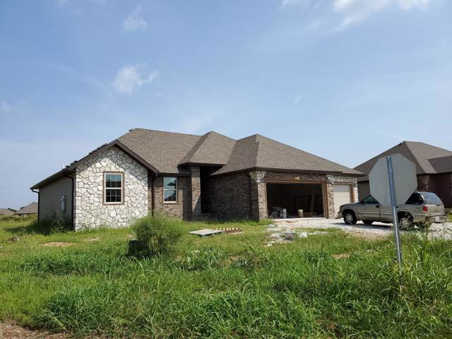 871 E Ozark Jubilee, Nixa, MO 65714 (MLS #60147252) :: Massengale Group