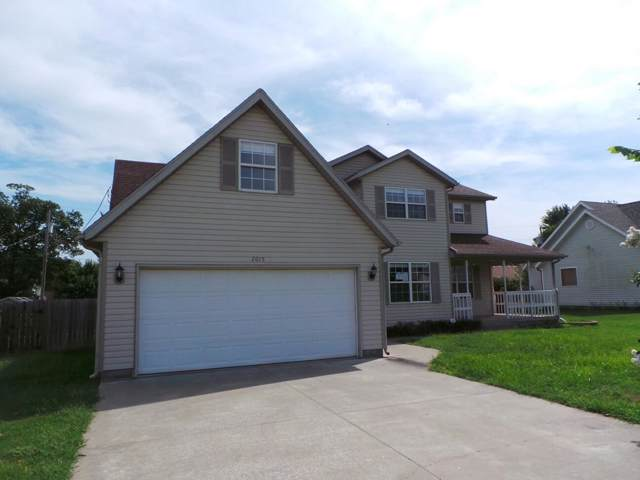 2015 Bluejay Drive, Webb City, MO 64870 (MLS #60147339) :: Sue Carter Real Estate Group
