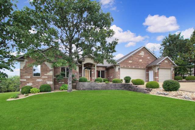 218 Forest Oak Drive, Hollister, MO 65672 (MLS #60147350) :: The Real Estate Riders