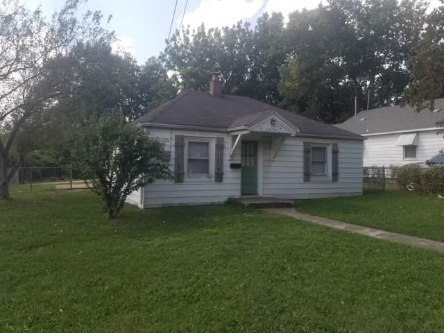 1601 N Rogers Avenue, Springfield, MO 65803 (MLS #60147369) :: Weichert, REALTORS - Good Life