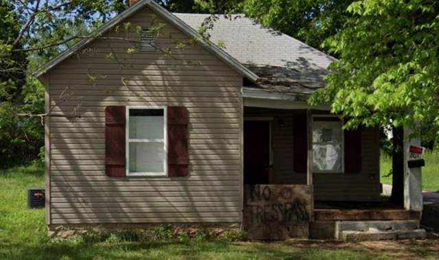 801 W Mt Vernon Street, Springfield, MO 65806 (MLS #60147377) :: The Real Estate Riders