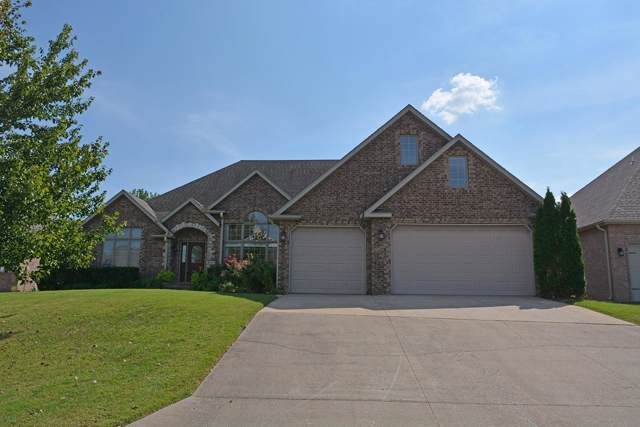 3918 W Kingsley Street, Springfield, MO 65807 (MLS #60147446) :: Sue Carter Real Estate Group