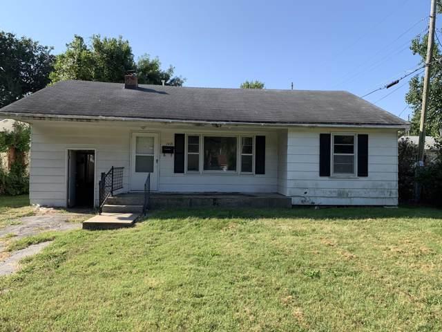 1416 E Livingston Street, Springfield, MO 65803 (MLS #60147647) :: Weichert, REALTORS - Good Life