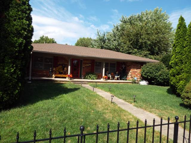 1543 S Lovers Lane, Springfield, MO 65804 (MLS #60147662) :: Sue Carter Real Estate Group