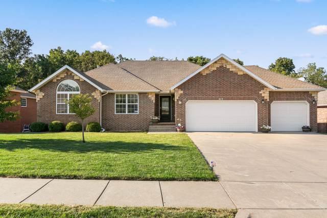 3019 W Augusta Hills Street, Springfield, MO 65803 (MLS #60147685) :: Weichert, REALTORS - Good Life