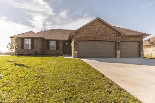 1641 N Pinnacle Avenue Lot 100, Nixa, MO 65714 (MLS #60147804) :: Team Real Estate - Springfield