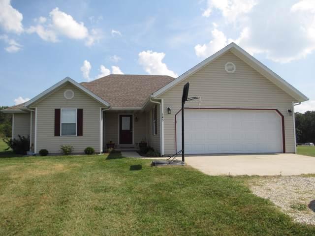 145 Clear Creek Drive, Marshfield, MO 65706 (MLS #60147807) :: Weichert, REALTORS - Good Life