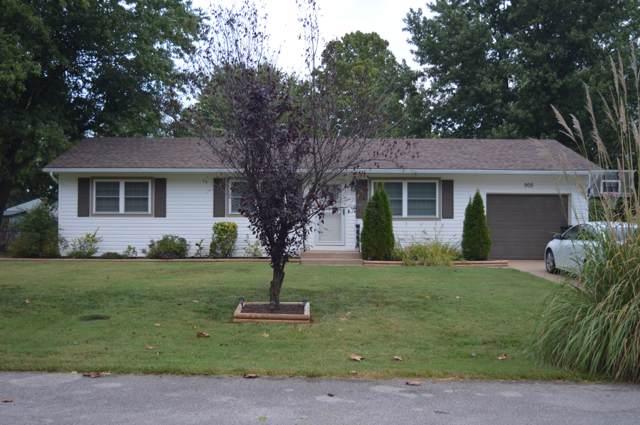 905 Kirby Lane, Aurora, MO 65605 (MLS #60147820) :: Team Real Estate - Springfield