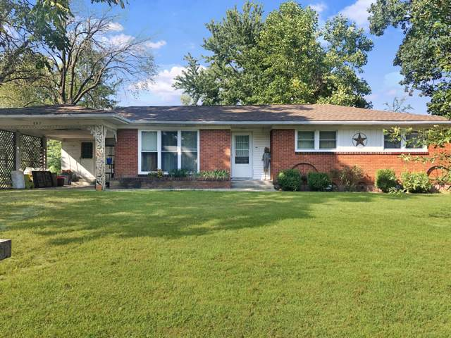 803 W 1st Street, Mountain Grove, MO 65711 (MLS #60147867) :: The Real Estate Riders