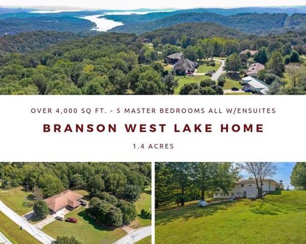 470 Mark Twain Drive, Branson West, MO 65737 (MLS #60147876) :: Weichert, REALTORS - Good Life