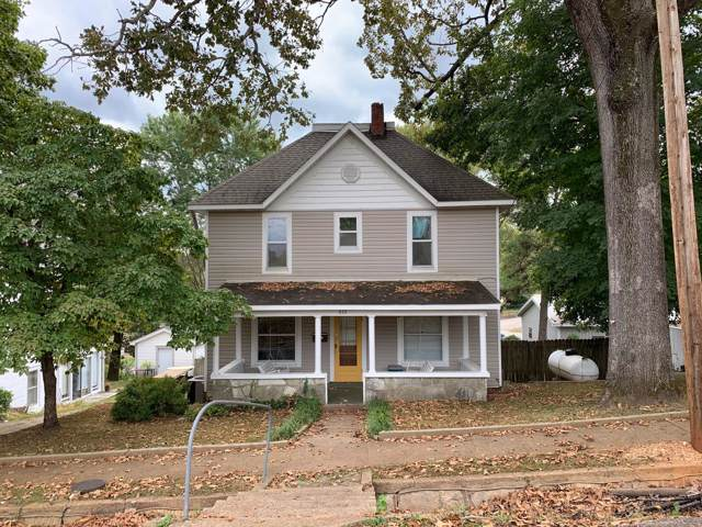 415 Chestnut Street, Thayer, MO 65791 (MLS #60148189) :: Sue Carter Real Estate Group